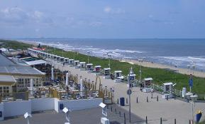 bedrijfsuitje Kijkduin strand