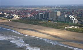bedrijfsuitje Noordwijk strand