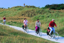 gps fiets steptocht