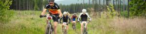 Mountainbike tocht